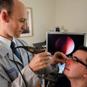 Диагностика перед гайморотомией