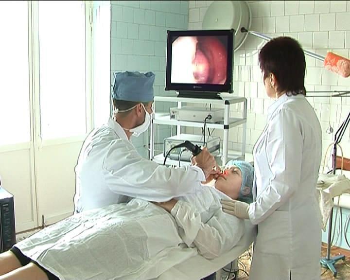 операция по удалению кисты гайморовой пазухи видео