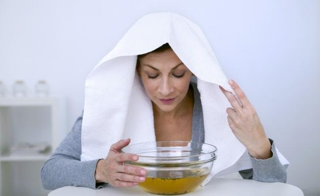 лечение фронтита в домашних условиях без прокола народными средствами