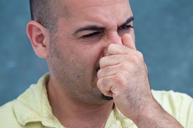 грибок в носу симптомы