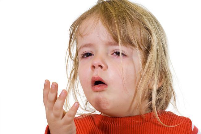 ложный круп симптомы и лечение у детей
