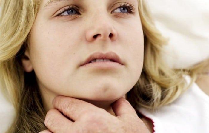 может ли остеохондроз вызвать боль в горле удушье отек гортани