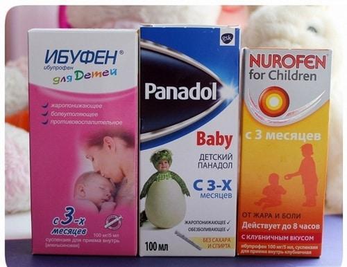 Жаропонижающие для беременных народными средствами