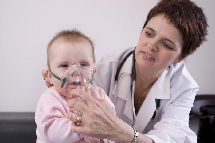 у ребенка кашель при ларингите