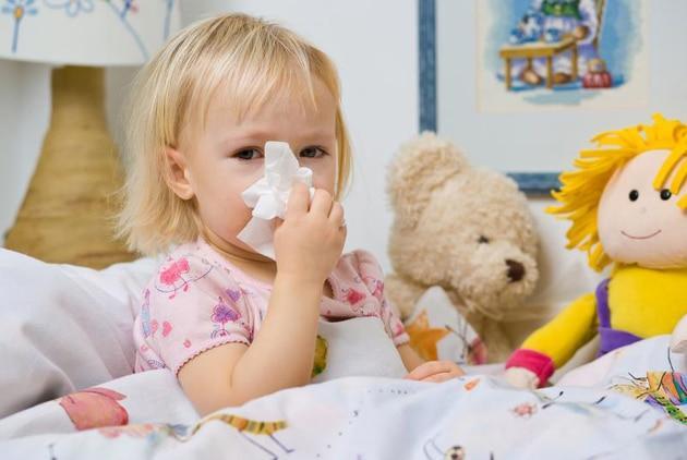 как лечить аденоиды у ребенка в домашних условиях