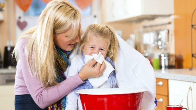 Отит у детей лечение в домашних условиях