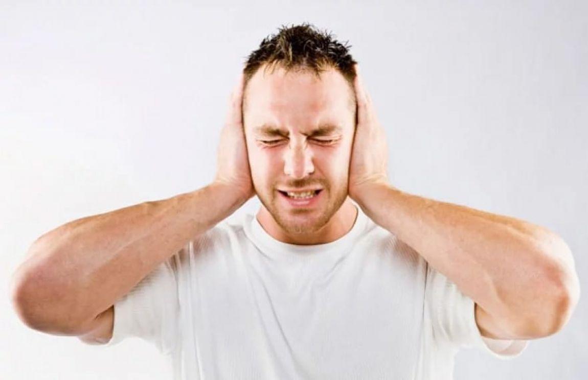 Противокозелок уха увеличился