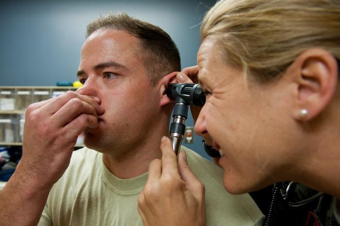 Дисфункция слуховой трубы лечение в домашних условиях
