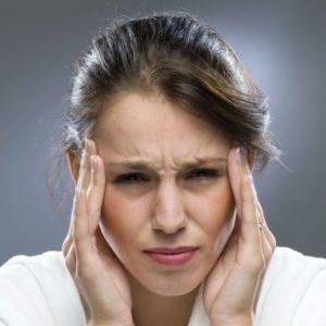 может ли болеть голова при отите