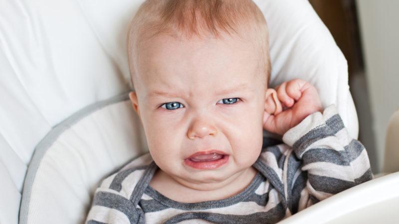 Ребенку 5 лет болит ушко что делать