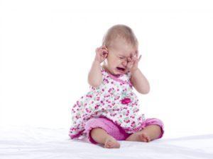 лечение отита у детей го года