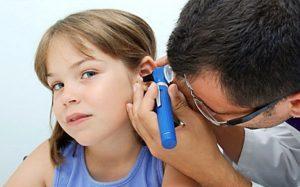 лечение отита у ребенка 3 ле