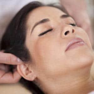 массаж уха после отита