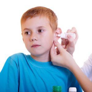 сульфацил натрия при отите у ребенка