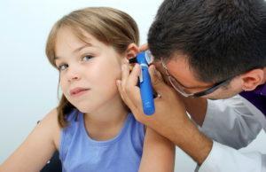 инфекция в ухе чем лечить