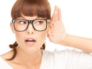 гимнастика для улучшения слуха