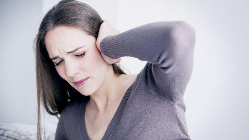 болит хрящ ушной раковины