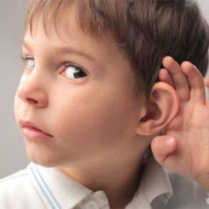 дети с нарушением слуха имеют