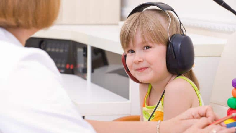 hearing impairment in children More hearing impairment news for hearing loss before they leave the hospital is not enough to improve language skills of children who are deaf and hard of hearing.