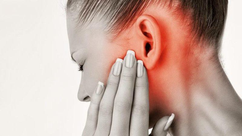 герань от боли в ухе