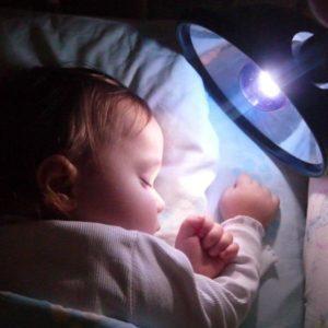 лампа для прогревания уха