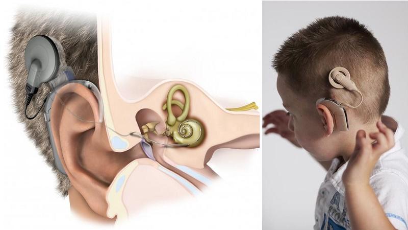 как проверить внутреннее ухо