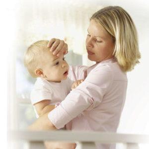 средство от отита у детей