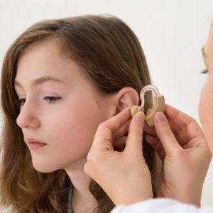 нарушение слуха это