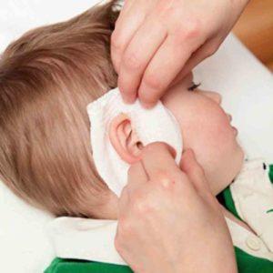 настойка календулы в ухо ребенку