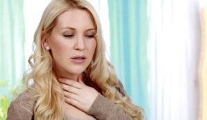 почему сильная сухость во рту