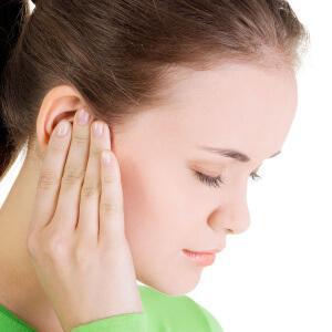 мокнут уши лечение