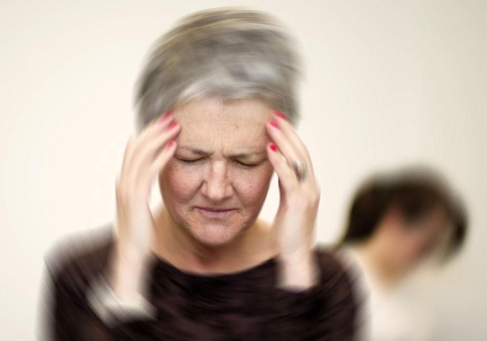 Головокружение и тошнота в возрасте 60 лет