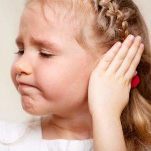 антибиотик при отите у ребенка