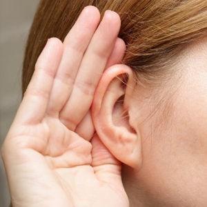 ощущение в ухе инородного тела
