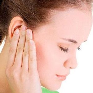 операция на ухо при отите