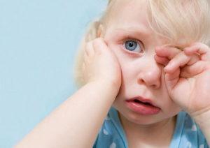 капли при боли в ухе у ребенка