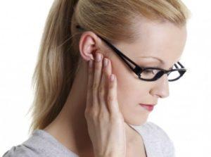 -снижение слуха шум в ушах лечение
