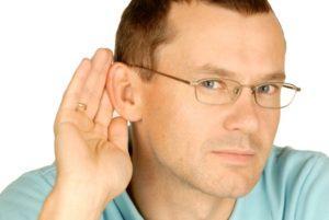 Почему при низком давлении закладывает уши.