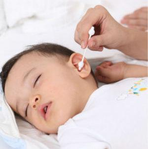 как почистить уши ребенку в домашних условиях
