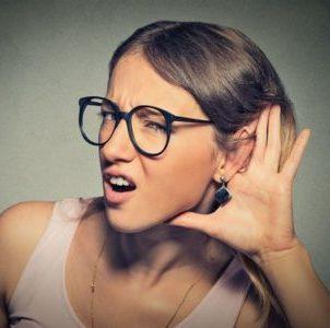наушники в уши