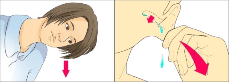 что делать если заложило уши после бассейна