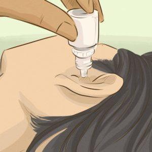 после закапывания капель заложило ухо