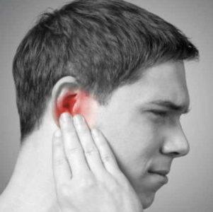 простыло ухо как лечить в домашних условиях