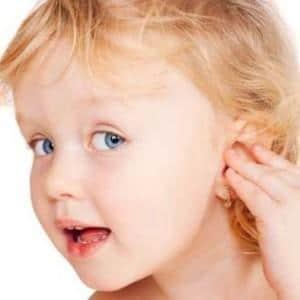 потеря слуха у ребенка причины
