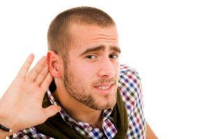 -шум в ушах и понижение слуха