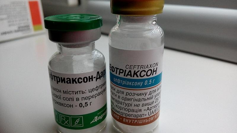 Цефтриаксон к какой группе антибиотиков относится