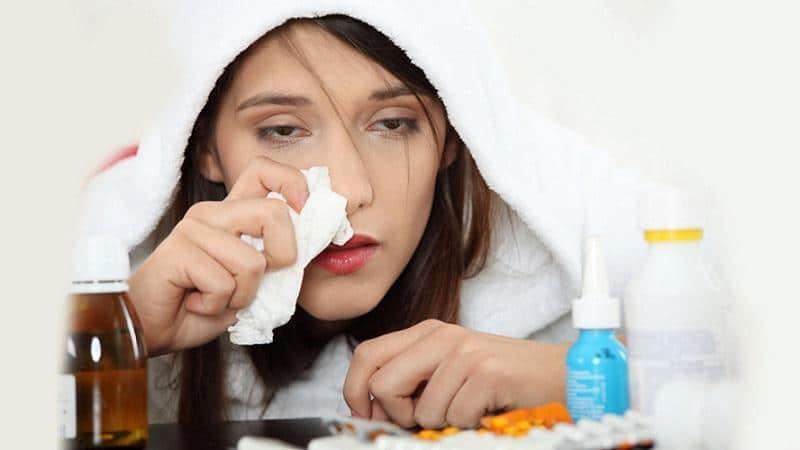Назонекс при беременности 2 триместр