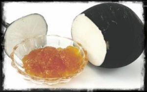 Черная редька с медом при беременности