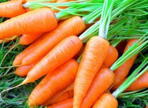 морковный сок от насморка для детей
