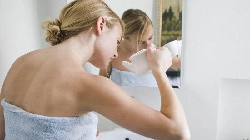 Лечить заложенность носа домашних условиях